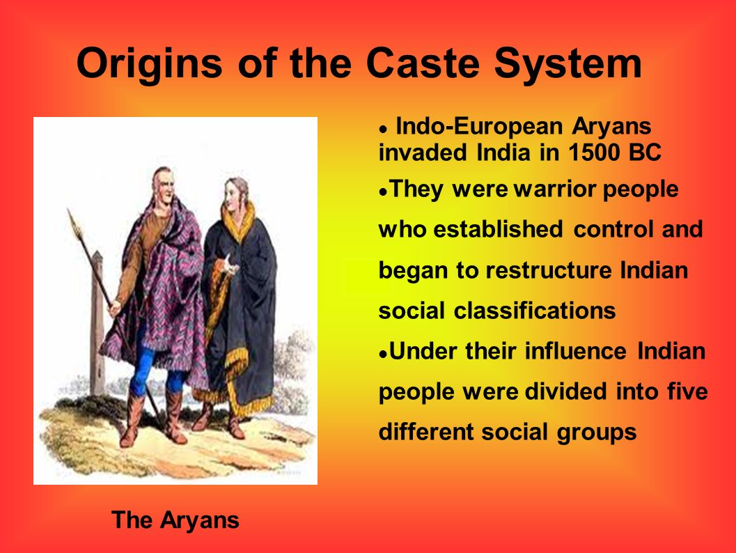 a history of the caste system of india View history of the indian caste system and its impact on india today from anth -- at university of pittsburgh history of the indian caste system and its impact on india today by manali s.