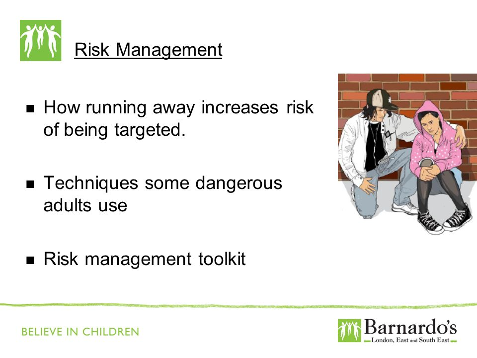 Barnardo's Core Presentation Slide No. 11