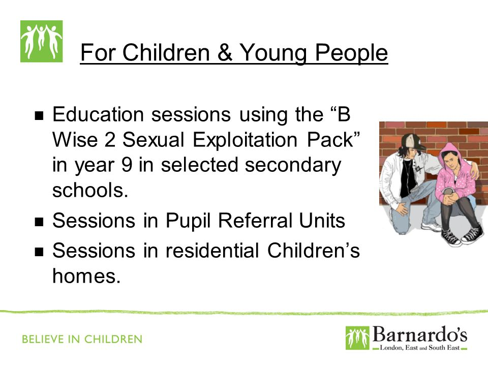 For Children & Young People