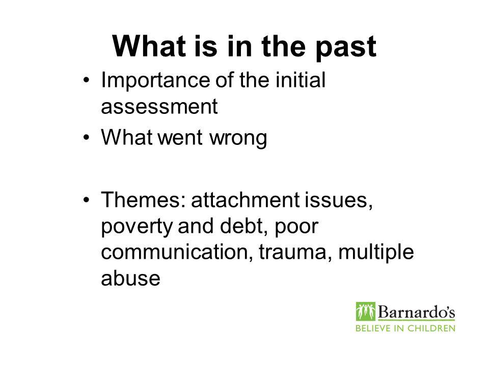 Barnardo's Core Presentation Slide No. 11