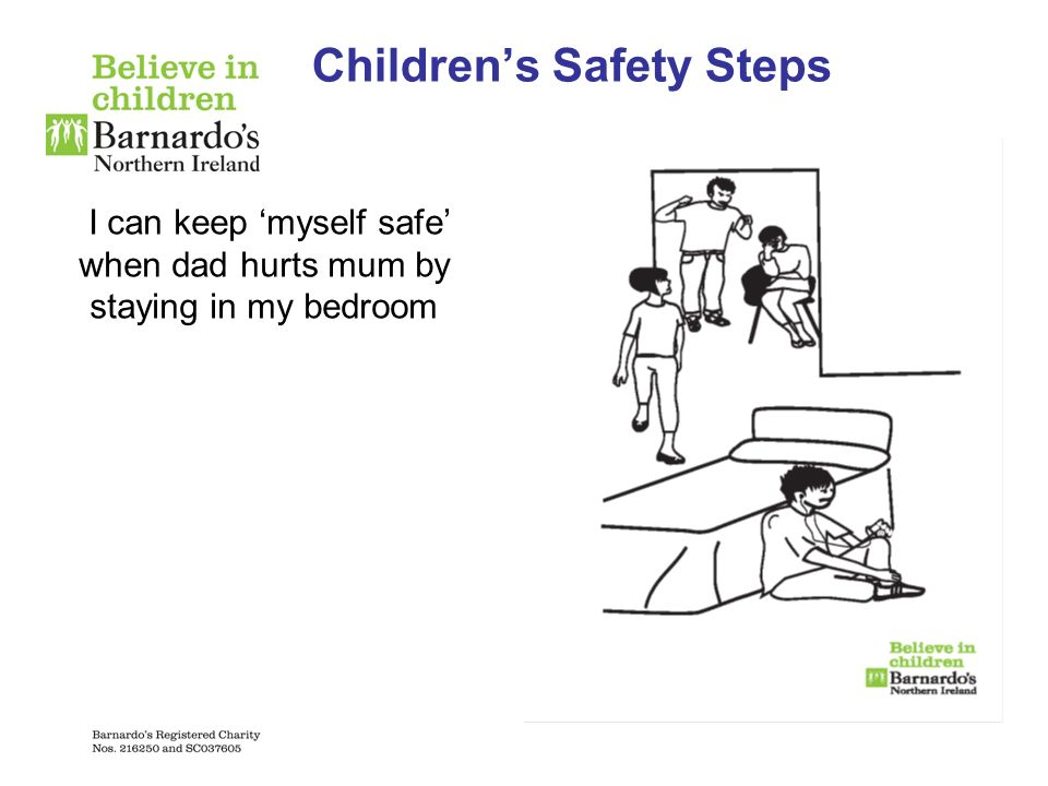 Children's Safety Steps