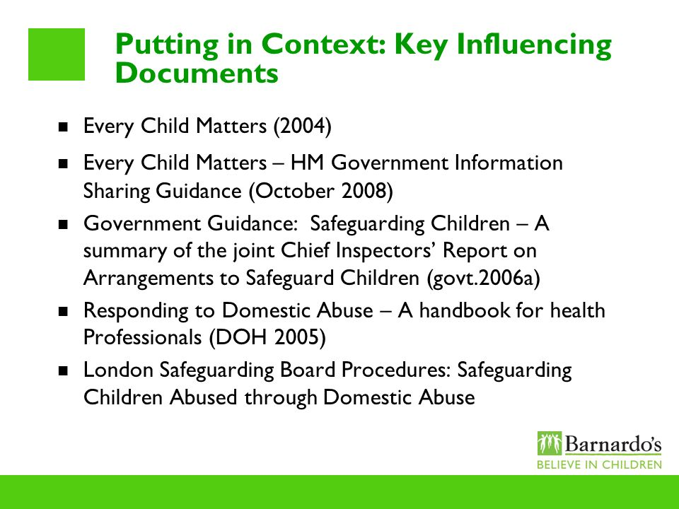 Putting in Context: Key Influencing Documents