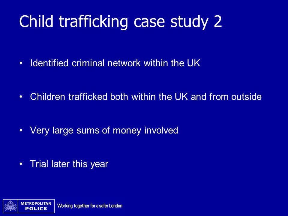 Child trafficking case study 2