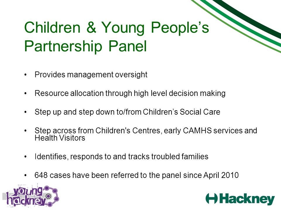 Children & Young People's Partnership Panel