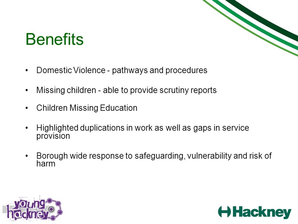 Benefits Domestic Violence - pathways and procedures