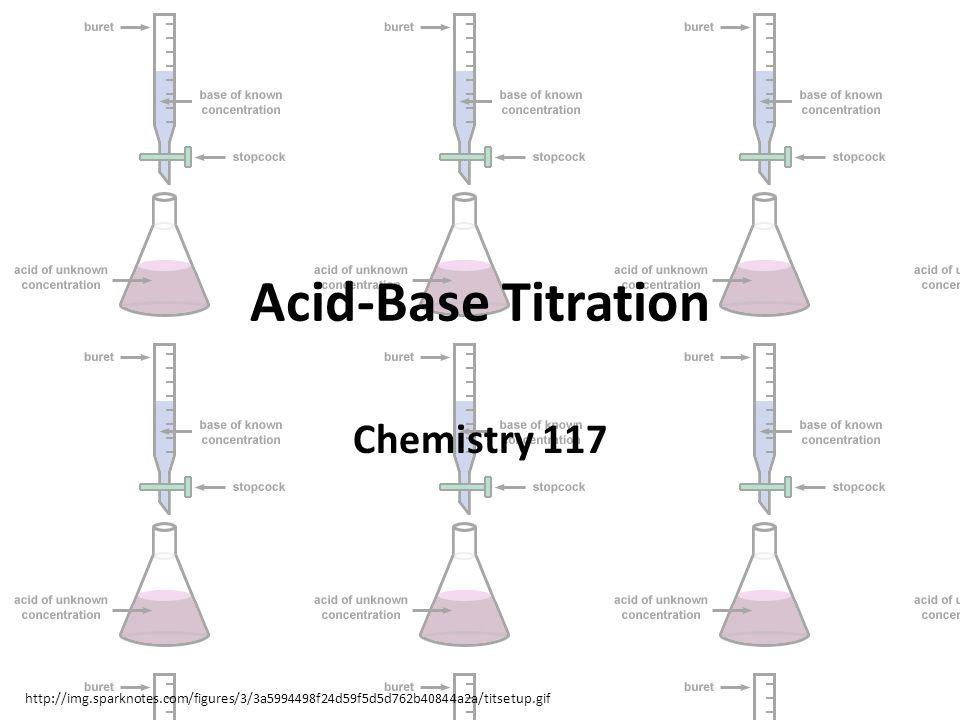 chemistry titration