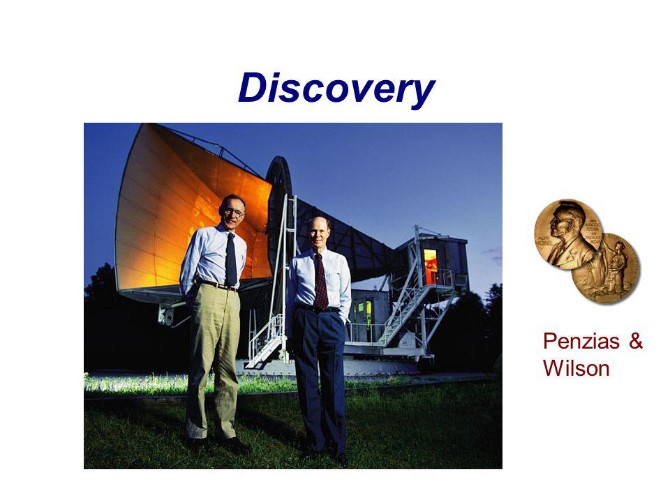 Discovery Penzias & Wilson