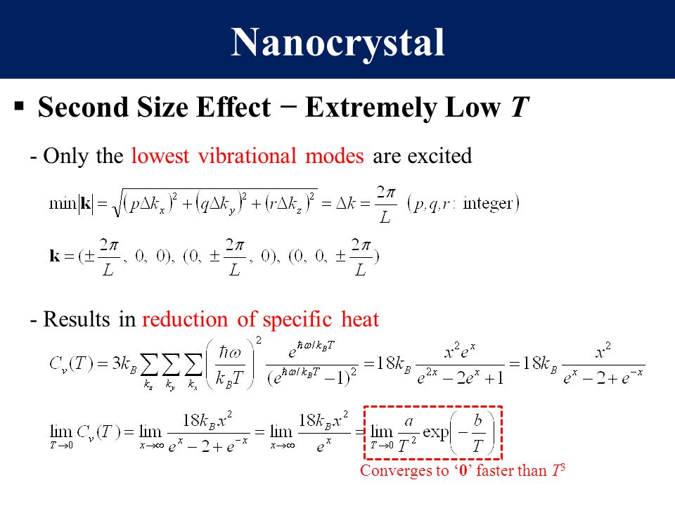 debye theory of specific heat of solids pdf