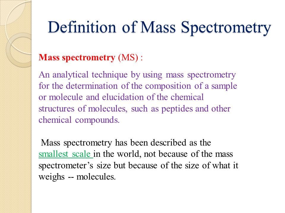 mass spec explanation in html Back to index overview: this is a list intended to facilitate comparison of open source software for analyzing mass spectrometry data the list comprises r packages and some other software and contains links to the home pages and a short description of the respective features.