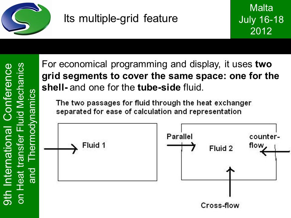 Its multiple-grid feature