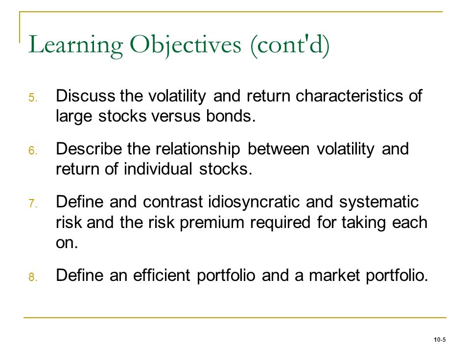 behaviour of idiosyncratic risk and systematic volatility Our first concern is that idiosyncratic volatility is endogenous and could be  to  estimate a firm's idiosyncratic risk, we need to remove systematic risk  in  particular, we examine the behavior of firms with different levels of.