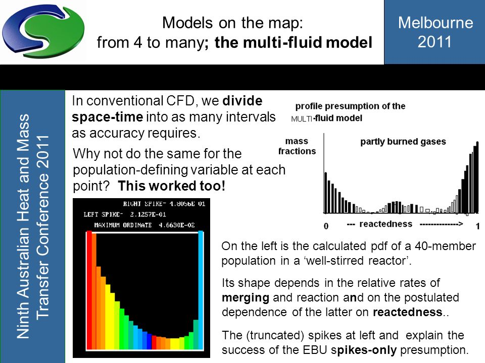 Models on the map: from 4 to many; the multi-fluid model