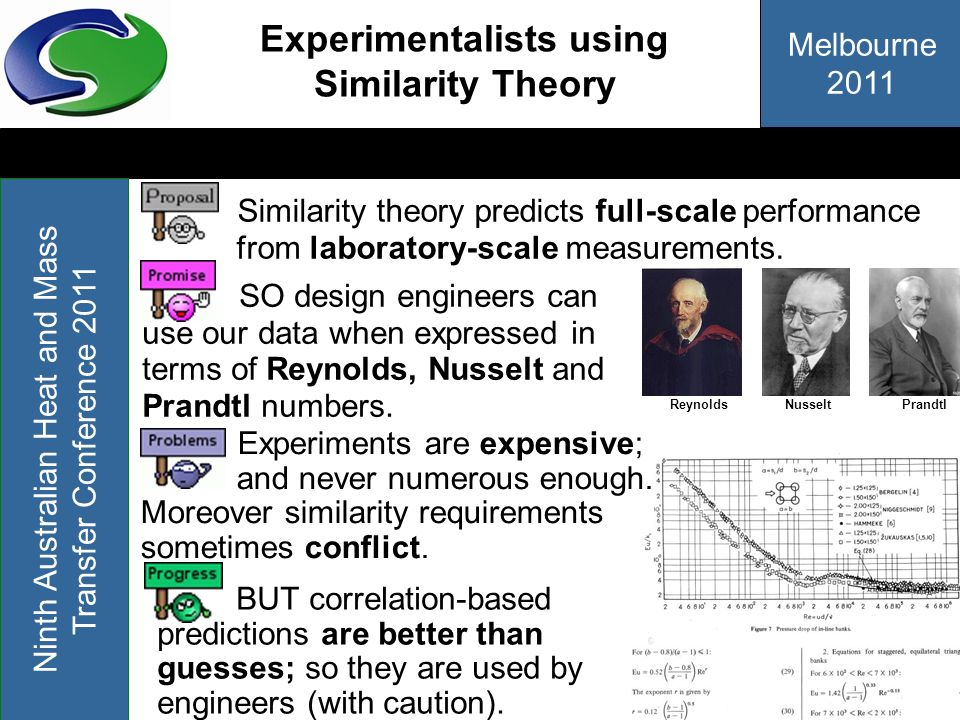 Experimentalists using