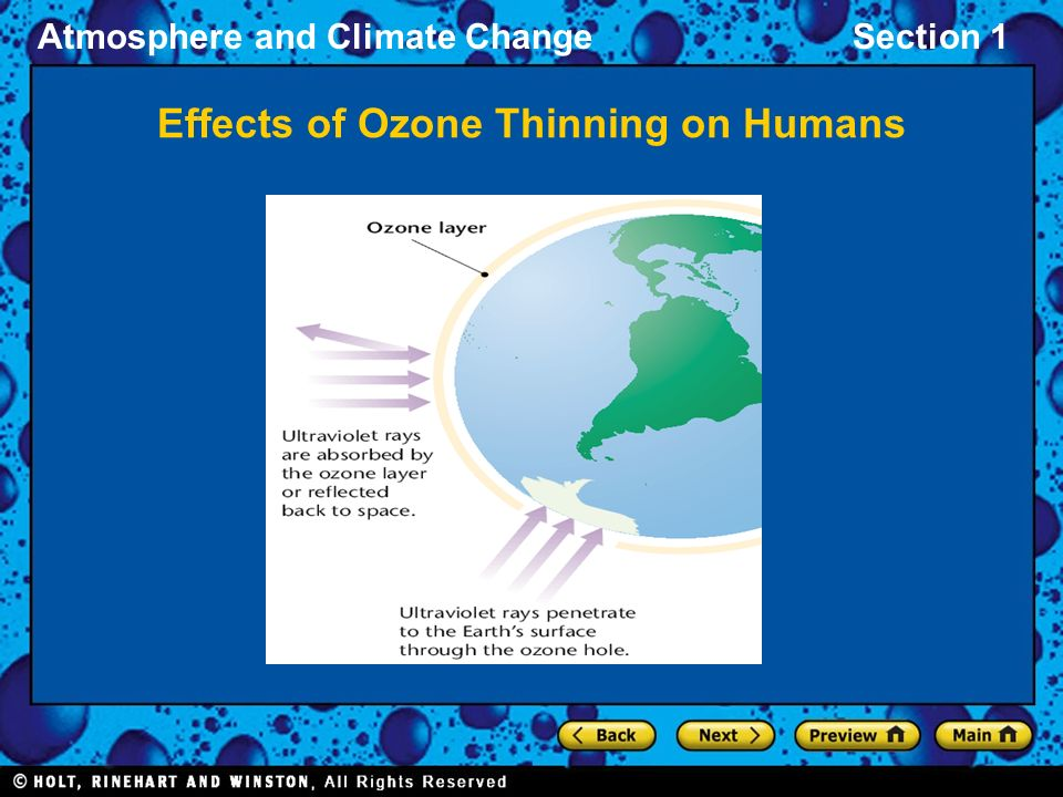 Health Effects of Ozone and Particle Pollution