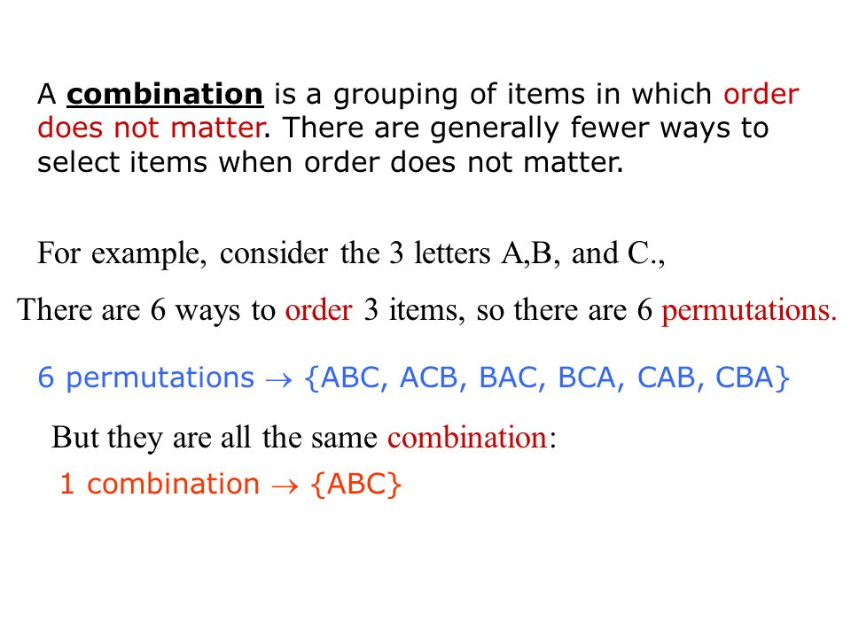 13 1 Permutations And Combinations