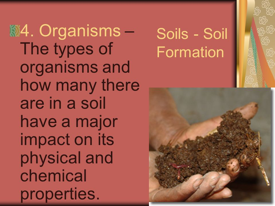 An important product of weathering ppt video online for Physical and chemical properties of soil wikipedia