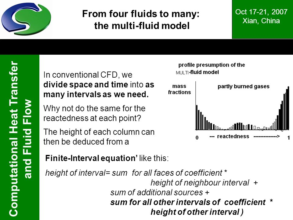 From four fluids to many: the multi-fluid model