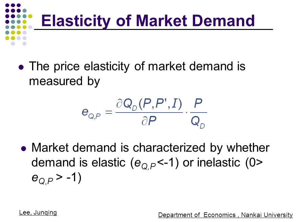 the cross elasticity of demand and supply in the oil industry Price elasticity of demand and supply  for example, olive oil has a near substitute that is sunflower oil  the situation varies and companies have the possibility to build new facilities or close and leave the industry this allows the offer to fluctuate against price variations.