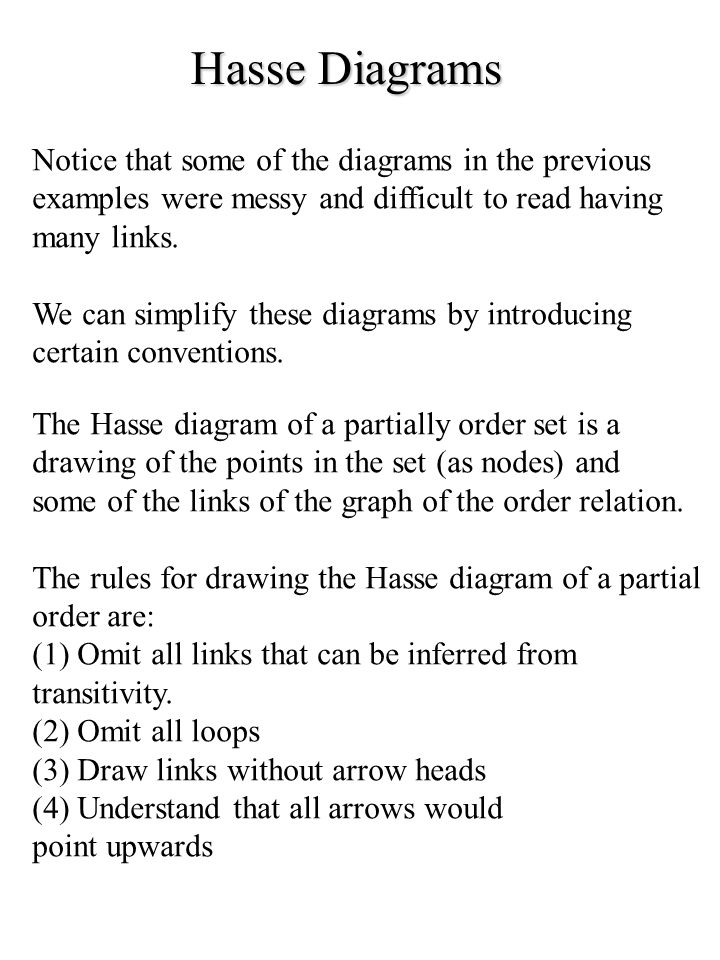 Cardinality and algebraic structures ppt download 78 hasse diagrams ccuart Choice Image