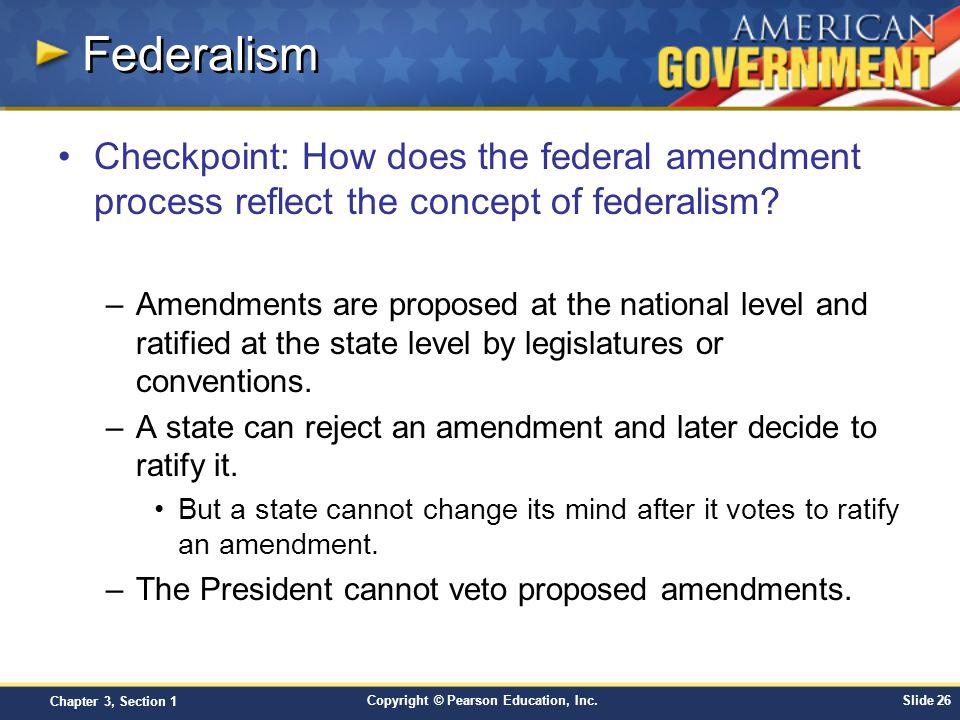how to change an amendment