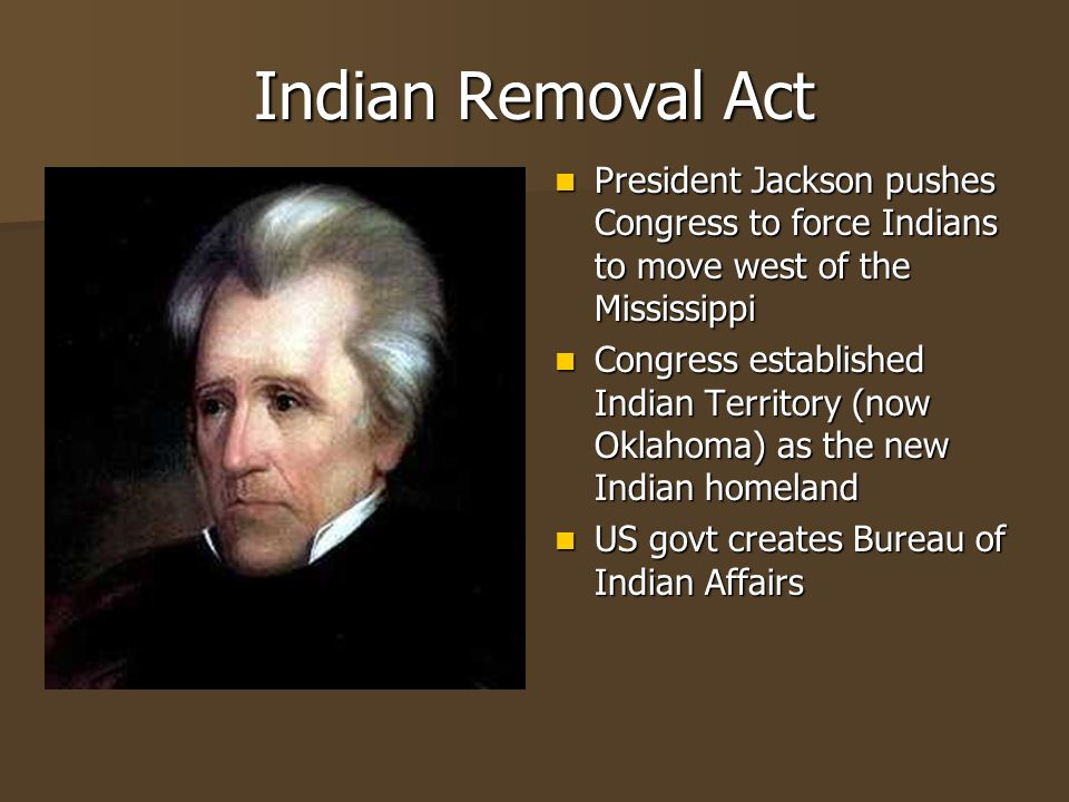 indian removal and the trail of tears ppt download. Black Bedroom Furniture Sets. Home Design Ideas