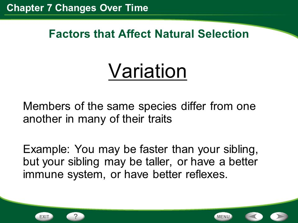 What Are Some Examples Of Natural Selection In Humans