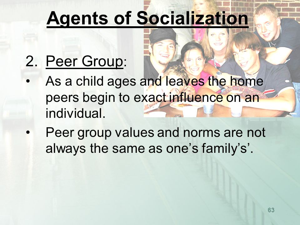 socialization agents and activties of young To take part in social activities in this form, socialization is not only necessary, but unavoidable unless one chooses to become a hermit going to church is a social activity.