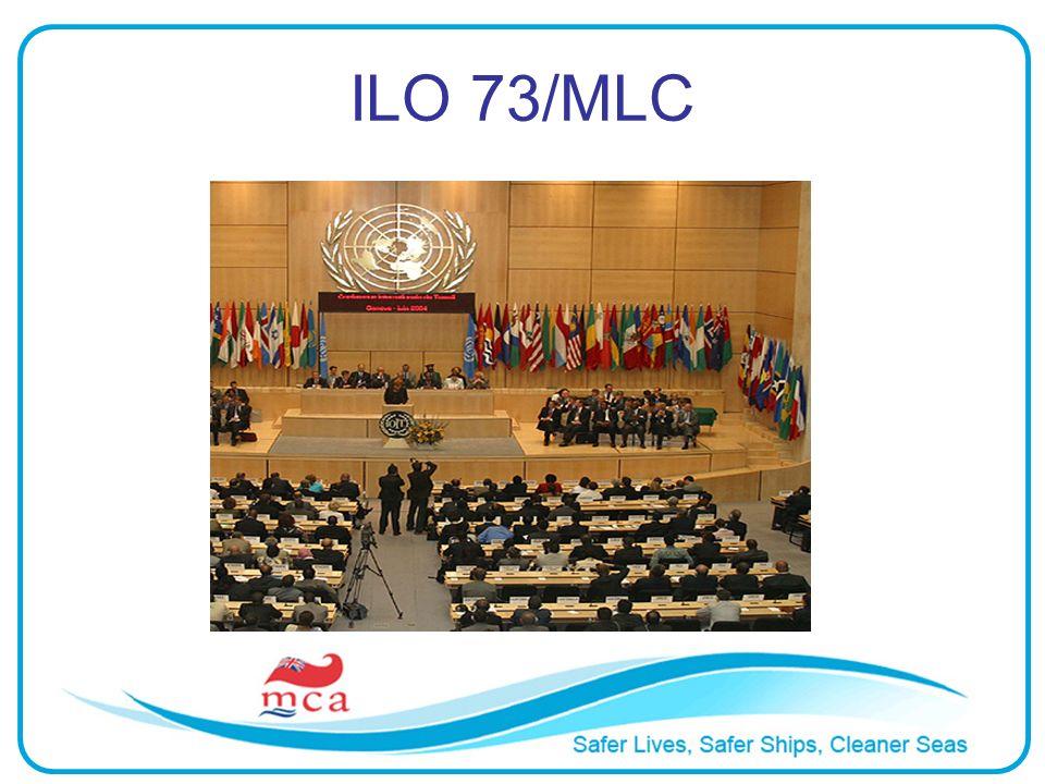 ILO 73/MLC