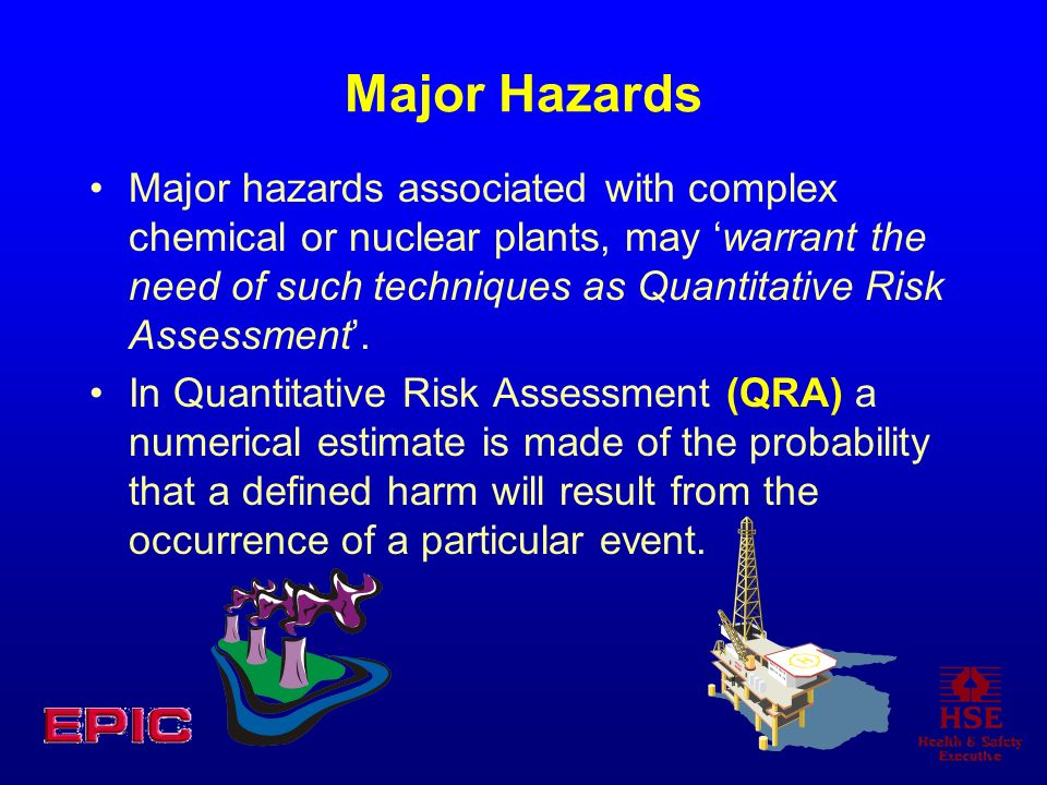 Major Hazards