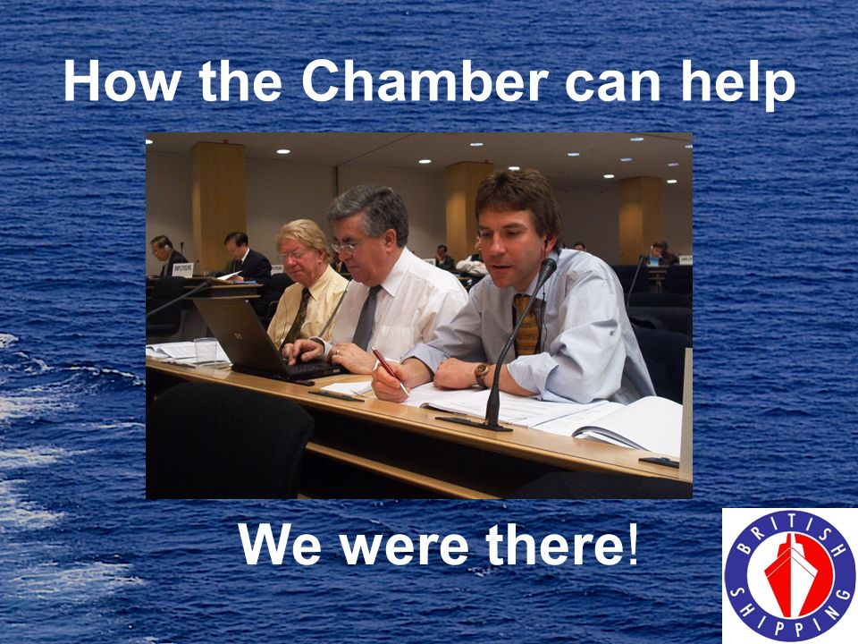 How the Chamber can help