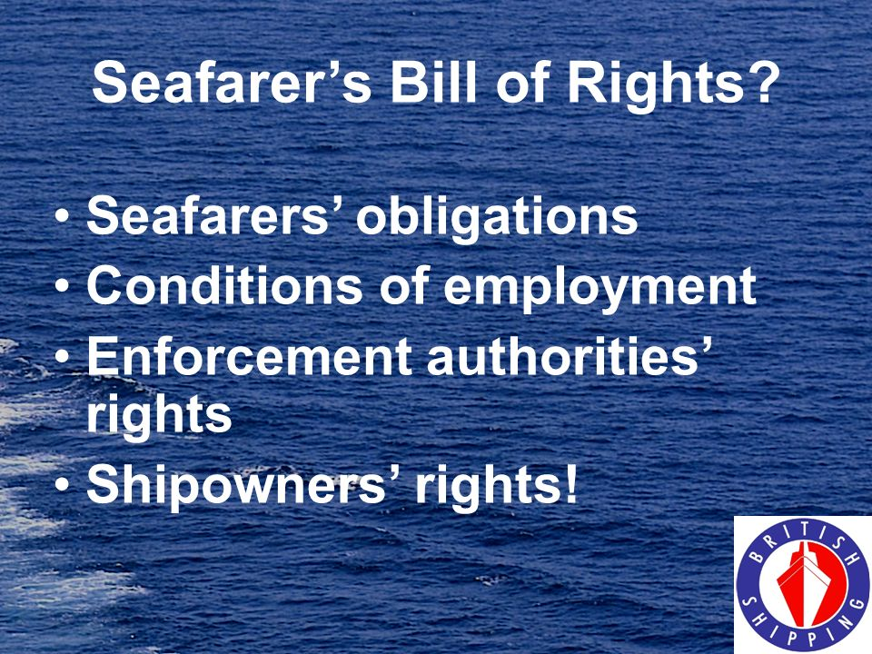 Seafarer's Bill of Rights
