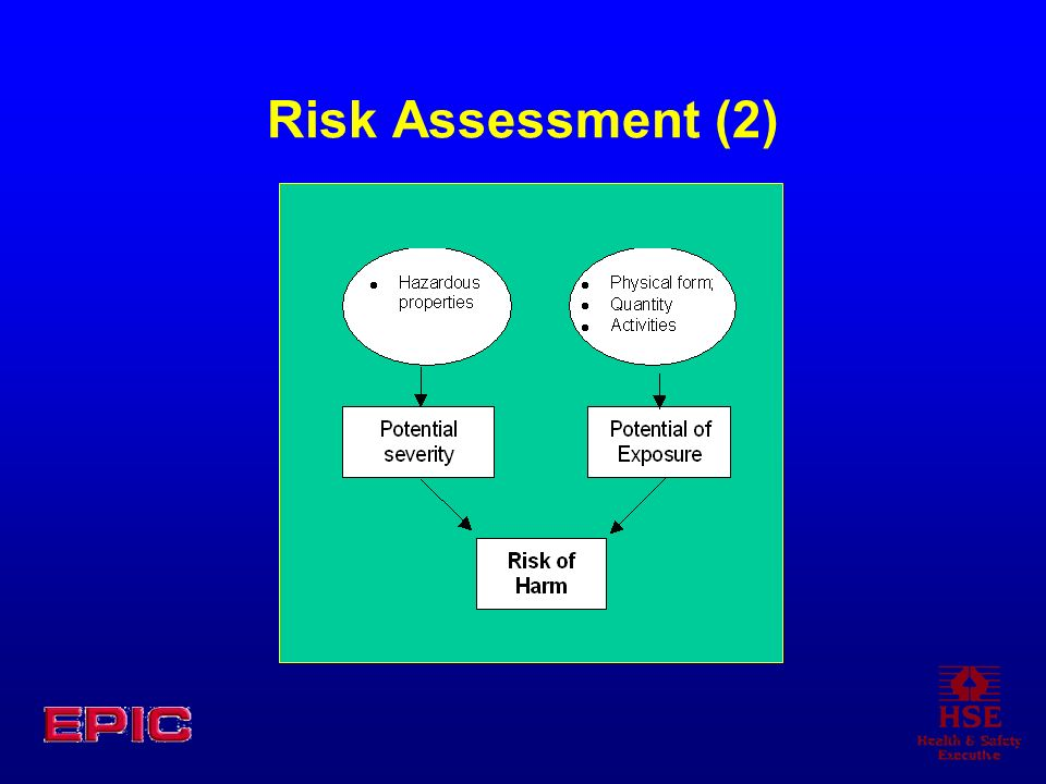 Risk Assessment (2)