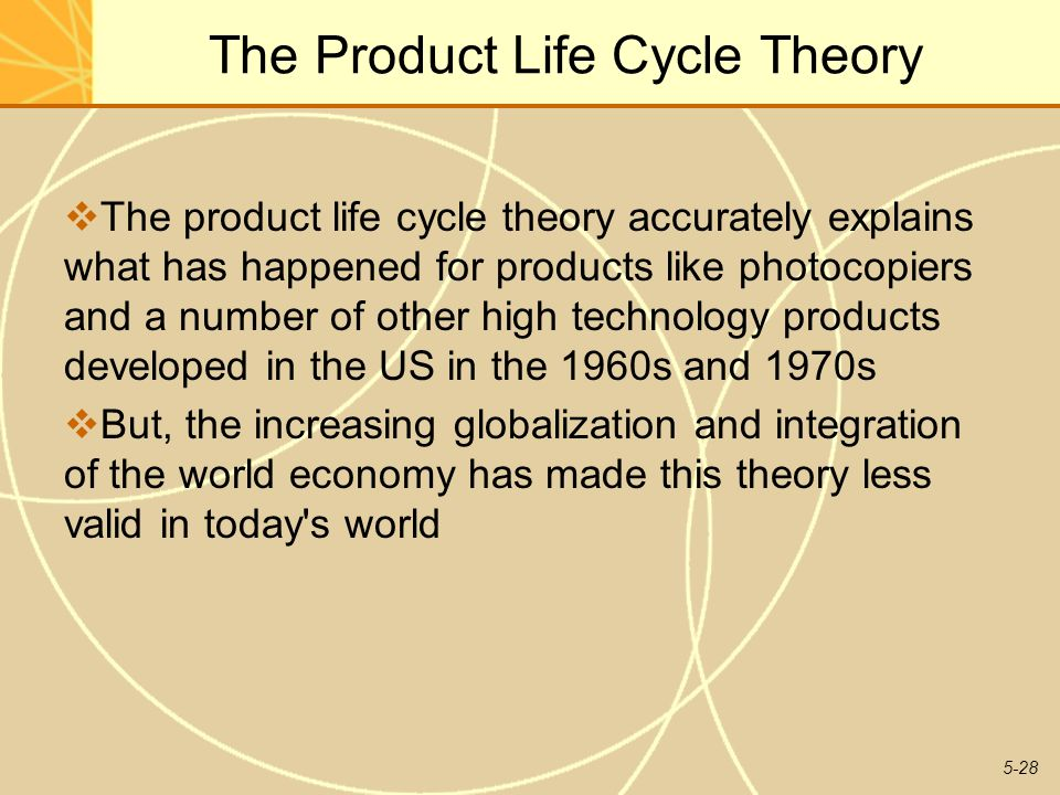 product life cycle and globalization The product life cycle guide outlines the product development and technical support resources available during a product's life span  global sites  brazil france .