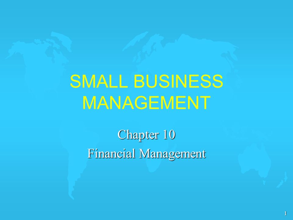 manage financial resources for a small business enterprise Jobboss shop management solutions, an eci software solutions company, is  an enterprise resource planning (erp) solution built for small and midsize.