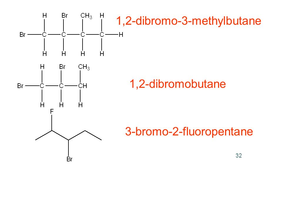 2 chloro 2 methylbutane 9) what major product results when 2-bromo-2-methylbutane is treated with sodium ethoxide 10) how many distinct alkenes can result from e2 elimination of the compound below.