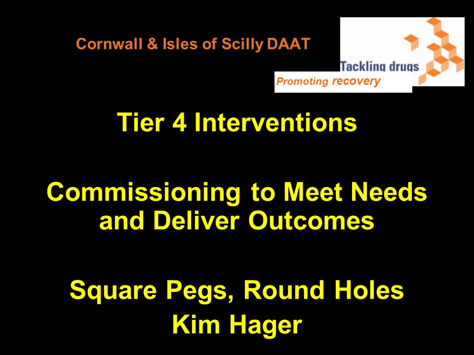 Cornwall & Isles of Scilly DAAT