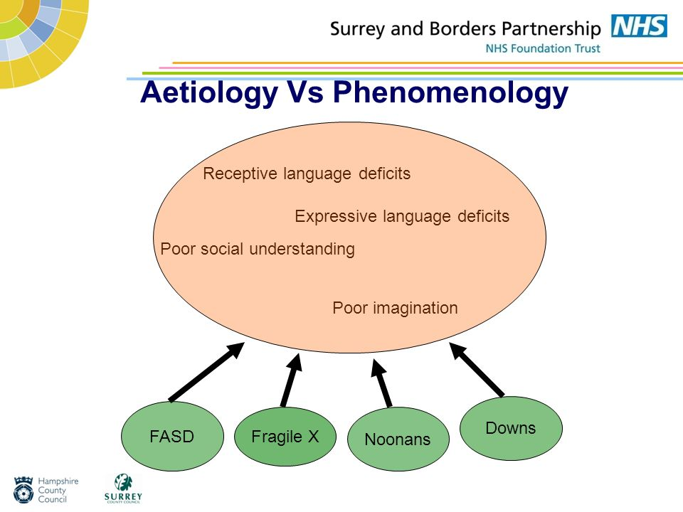 Aetiology Vs Phenomenology
