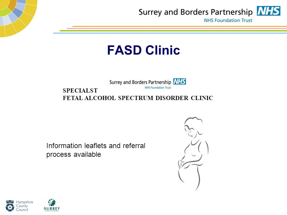 FASD Clinic Information leaflets and referral process available