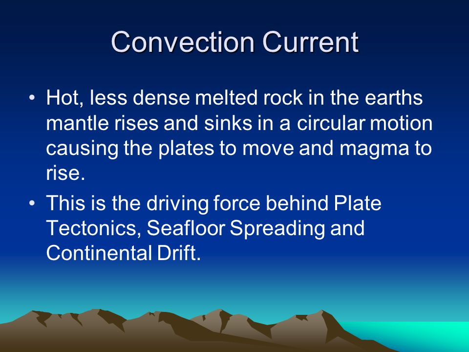 Convection Current