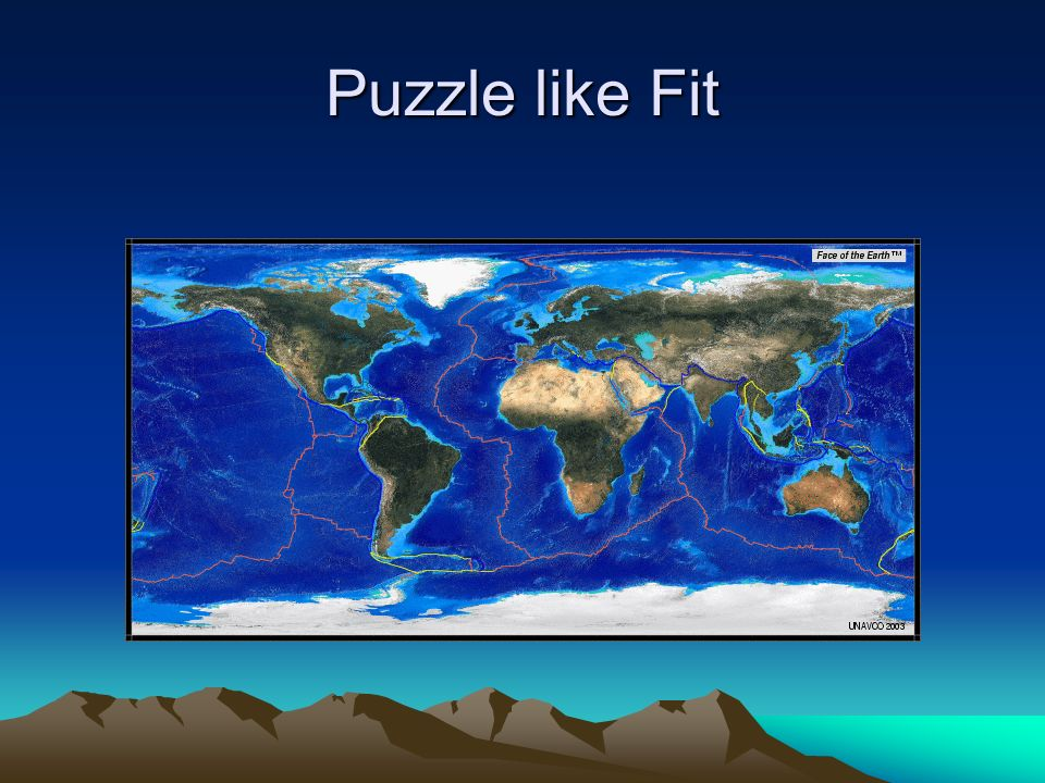 Puzzle like Fit