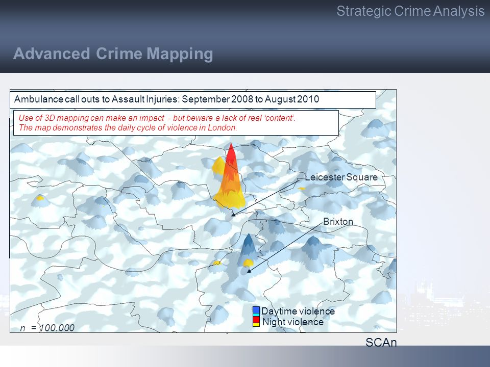 Advanced Crime Mapping