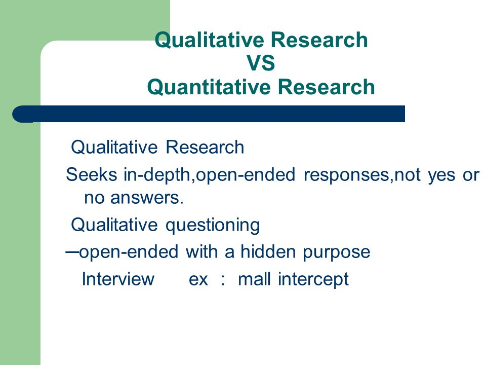 quantitative research defined Triangulation involves using multiple data sources in an  it is common to have qualitative and quantitative data in  qualitative health research 10(3) pp.