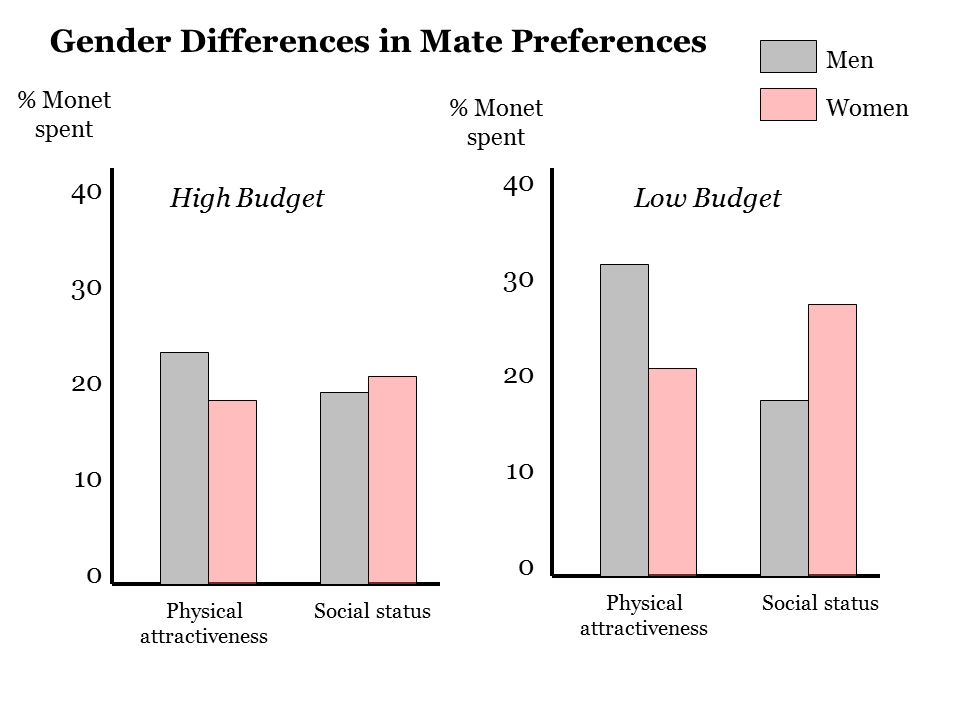 gender differences in preference for product Find helpful customer reviews and  who generally state a preference for  having also studied the subject of the so-called gender differences in math and.