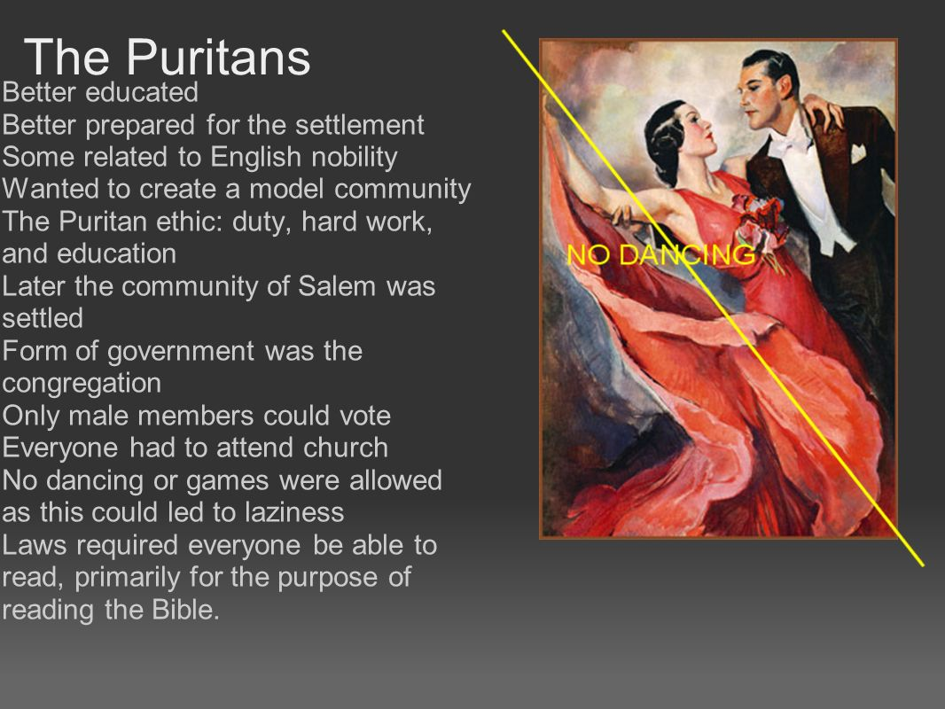 puritans aspirations to create a model A selection of past ap us free response questions: part 1: colonial period to civil war colonial times 1607 -1775 1 new england puritans tried to create a model society what were their aspirations, and to what extent were those aspirations fulfilled during the seventeenth century.