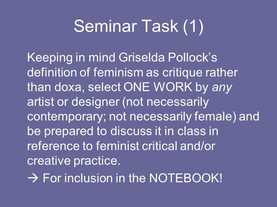 Seminar Task (1)