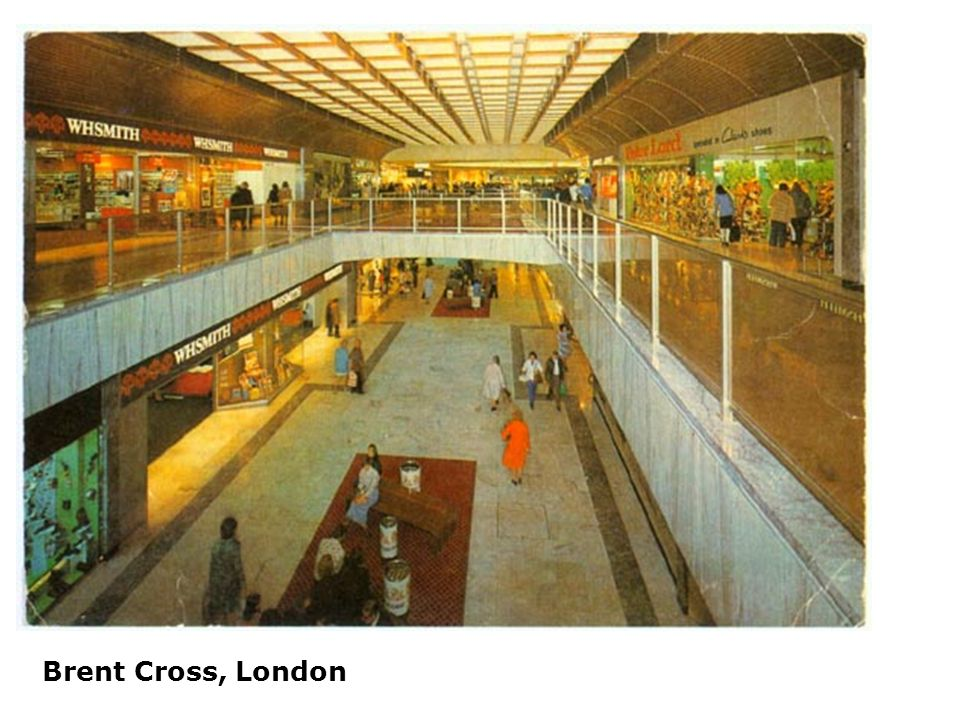 Shopping malls - have come to symbolise inauthenticity, simulation, homogeneity, consumption and surveillance. Their interiors simulate shopfronts and squares of pedestrian towns