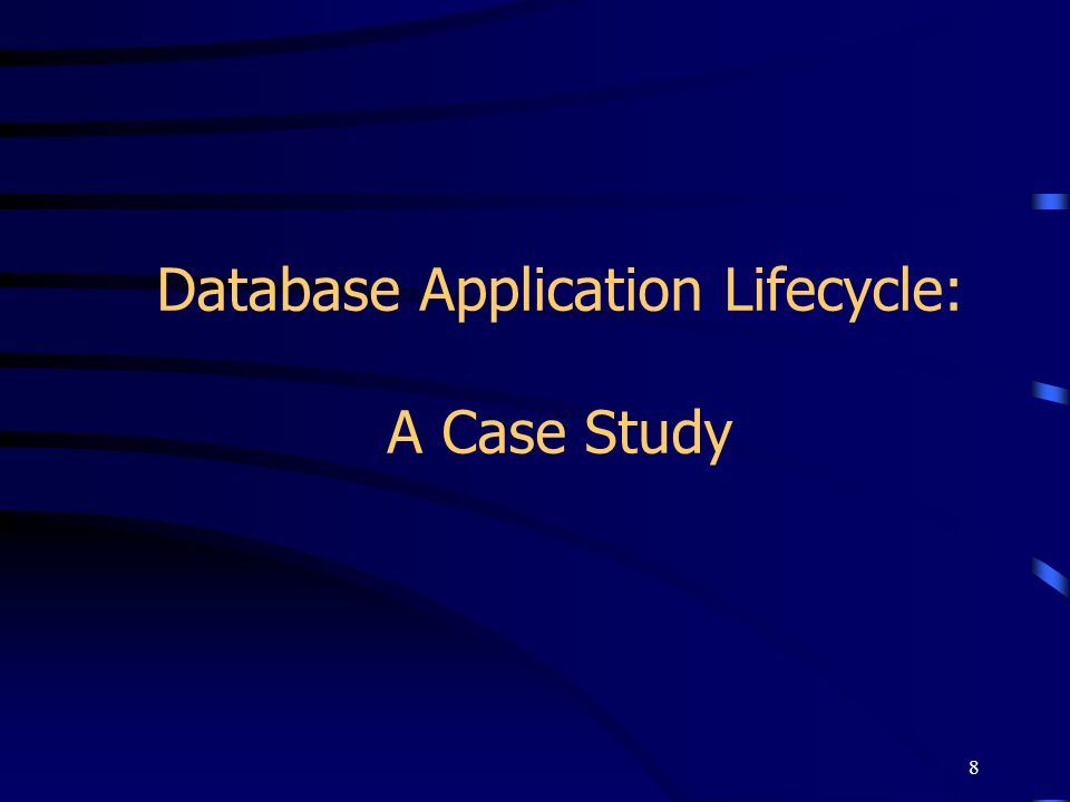 Case Studies - Practical Computer Applications