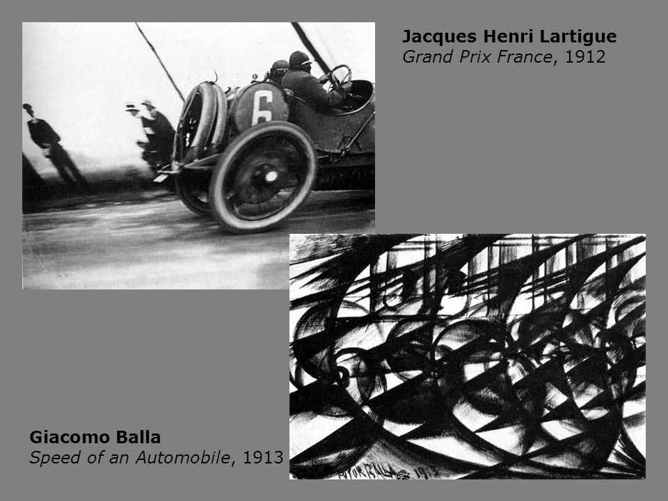 Jacques Henri Lartigue Grand Prix France, 1912
