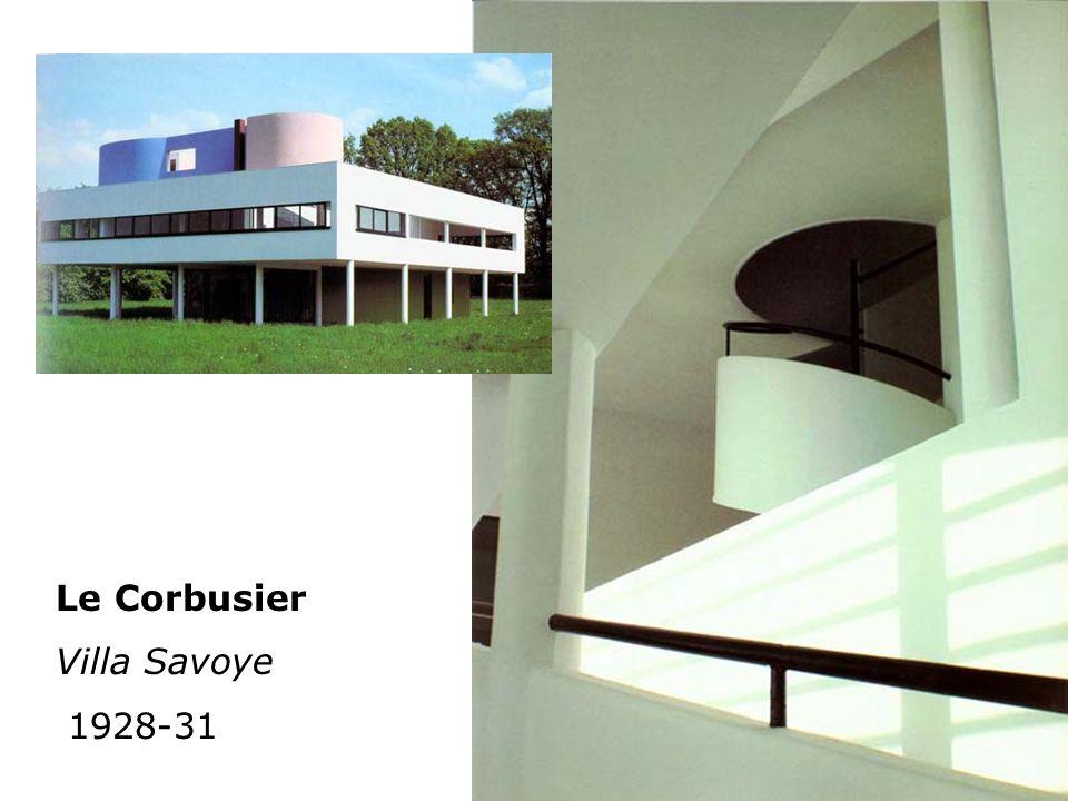 Le Corbusier Villa Savoye 1928-31
