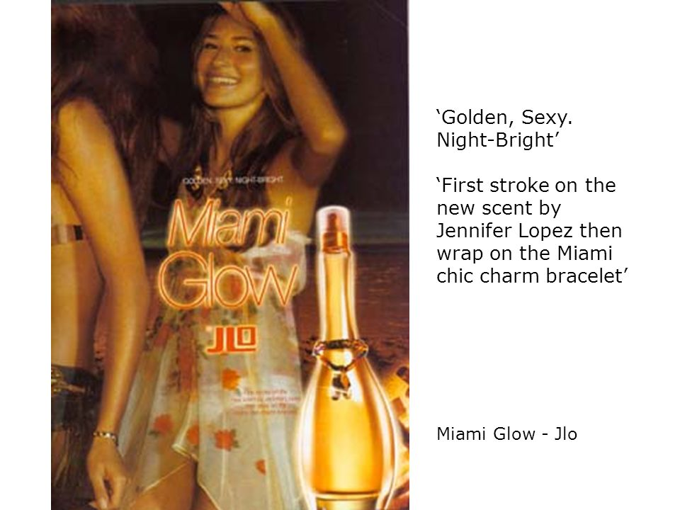 'Golden, Sexy. Night-Bright'